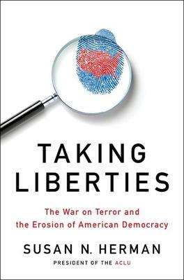 Taking Liberties Cover