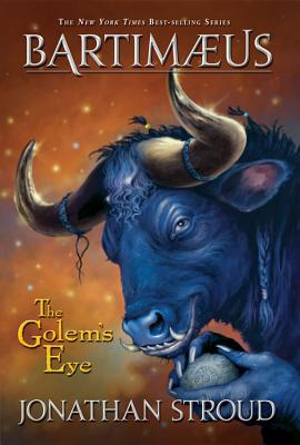 The Golem's Eye (A Bartimaeus Novel #2) Cover Image