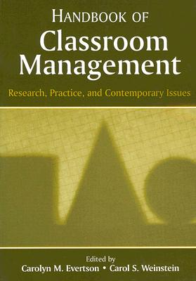 Cover for Handbook of Classroom Management