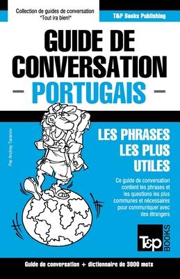 Guide de conversation Français-Portugais et vocabulaire thématique de 3000 mots (French Collection #244) Cover Image