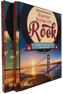 Rutas del rock (estuche): Viaje por los lugares de la música Cover Image
