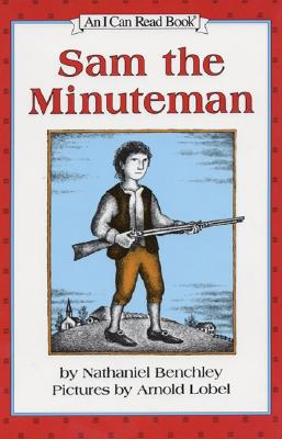 Sam the Minuteman Book and Tape Cover Image