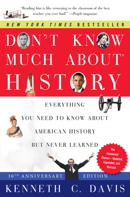 Don't Know Much about History Cover