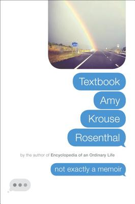 Textbook Amy Krouse Rosenthal Cover