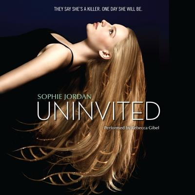 Uninvited Lib/E Cover Image