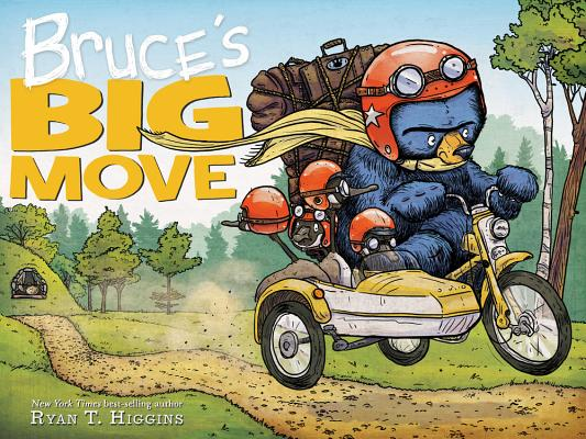 Bruce's Big Move Cover Image