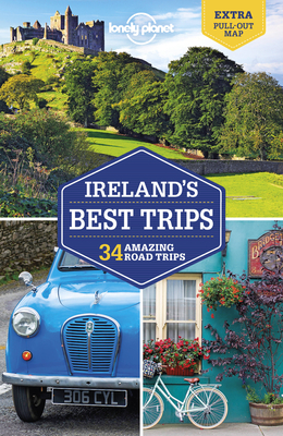 Lonely Planet Ireland's Best Trips 3 (Trips Country) Cover Image