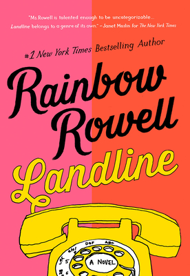 Landline: A Novel Cover Image