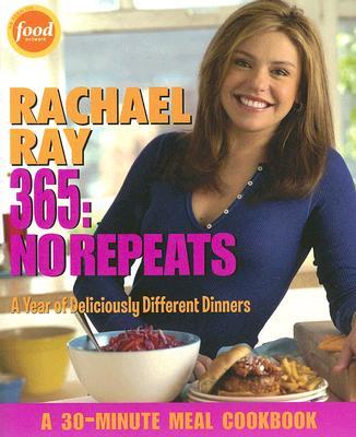 Rachael Ray 365 Cover