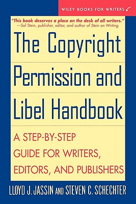 Cover for The Copyright Permission and Libel Handbook