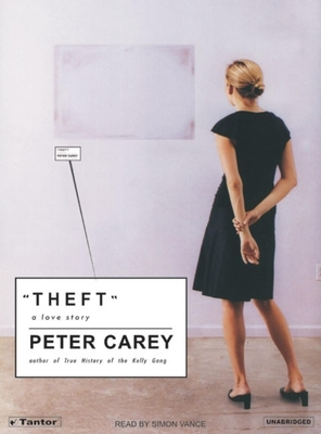 Theft: A Love Story Cover Image