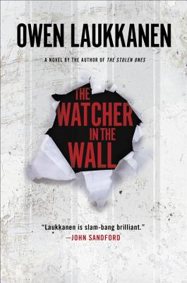 The Watcher in the Wall (A Stevens and Windermere Novel #5) Cover Image