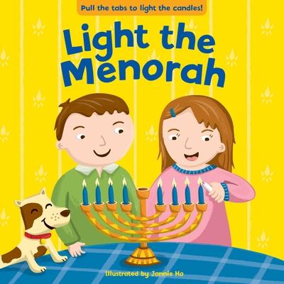 Light the Menorah Cover