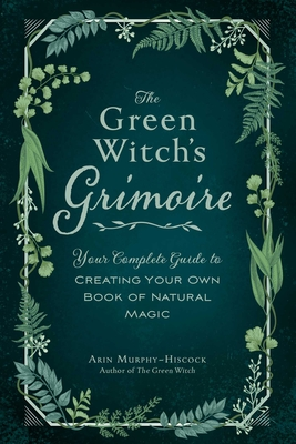 Cover for The Green Witch's Grimoire