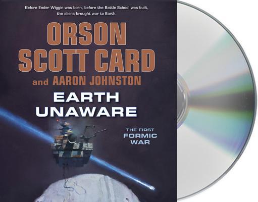 Earth Unaware Cover