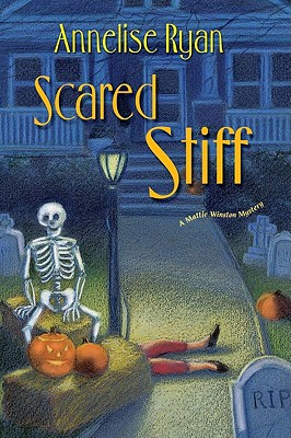 Cover for Scared Stiff