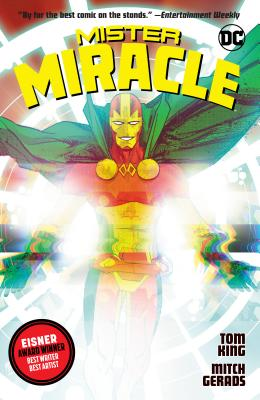 Mister Miracle Cover Image