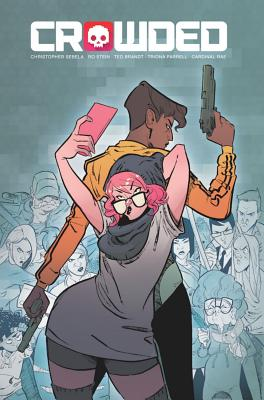 Crowded Volume 1 Cover Image