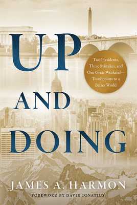 Cover for Up and Doing