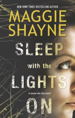 Cover for Sleep with the Lights on (Brown and de Luca Novels)