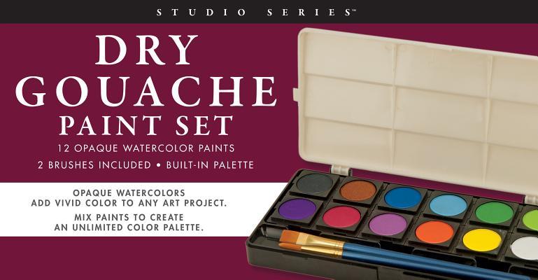 Studio Series Dry Gouache Paint St Cover Image