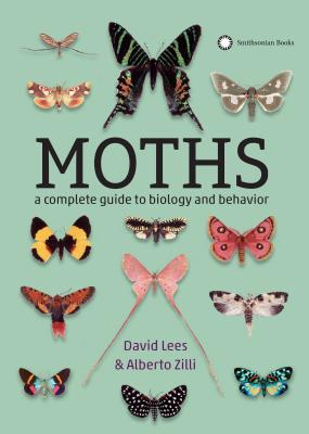 Moths: A Complete Guide to Biology and Behavior Cover Image