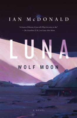 Luna: Wolf Moon: A Novel Cover Image