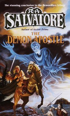 The Demon Apostle Cover Image