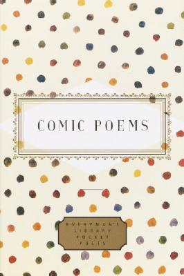 Comic Poems Cover Image