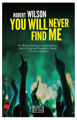 You Will Never Find Me Cover Image