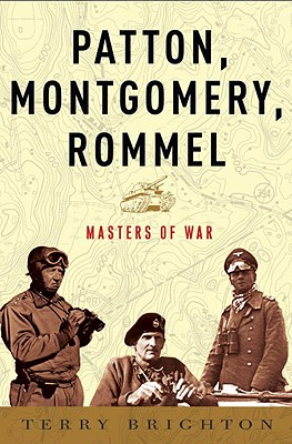 Patton, Montgomery, Rommel Cover