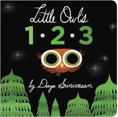 Little Owl's 1-2-3 Cover Image