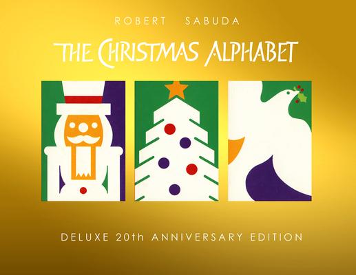 Christmas Alphabet: 20th Anniversary Cover Image