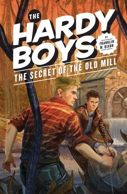 The Secret of the Old Mill #3 (The Hardy Boys #3) Cover Image