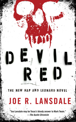 Devil Red (Hap and Leonard #8) Cover Image