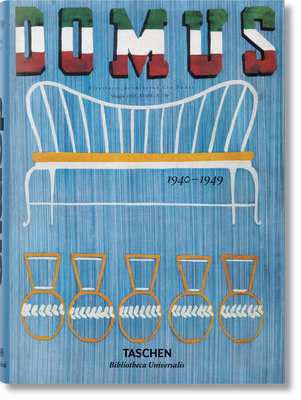Domus 1940s Cover Image