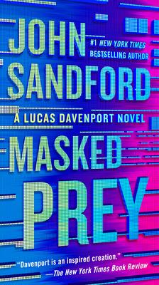Masked Prey (A Prey Novel #30) Cover Image