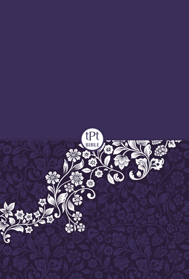 The Passion Translation New Testament (2020 Edition) Compact Violet: With Psalms, Proverbs and Song of Songs Cover Image