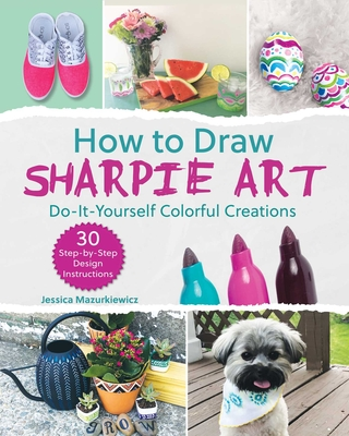 Cover for How to Draw Sharpie Art