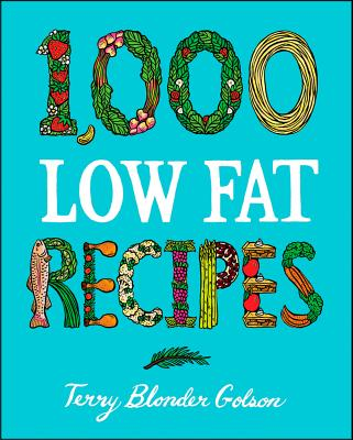 1,000 Low-Fat Recipes Cover
