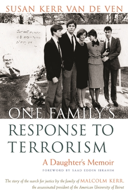 One Family's Response to Terrorism: A Daughter's Memoir Cover Image