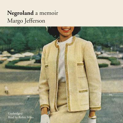 Negroland Lib/E: A Memoir Cover Image