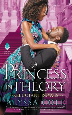 A Princess in Theory: Reluctant Royals Cover Image