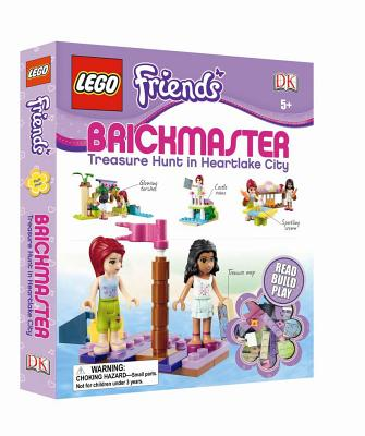 Lego Friends: Brickmaster Cover Image