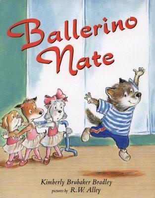 Ballerino Nate Cover