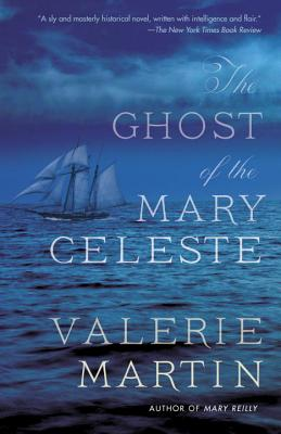 The Ghost of the Mary Celeste Cover