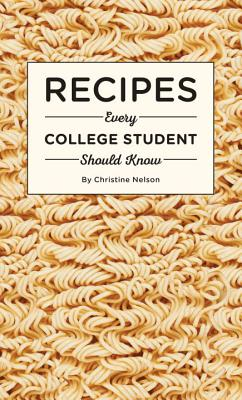 Recipes Every College Student Should Know (Stuff You Should Know #20) Cover Image