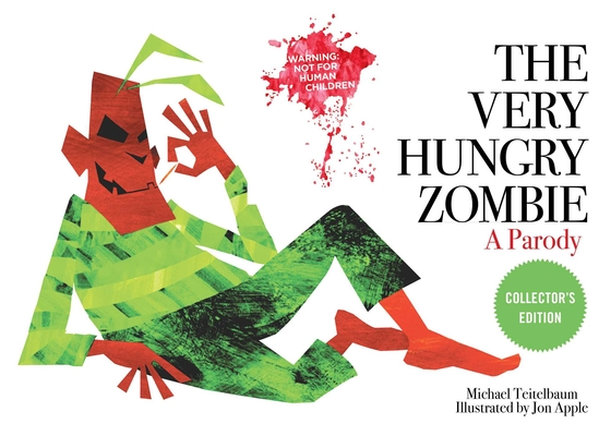The Very Hungry Zombie: A Parody Cover Image