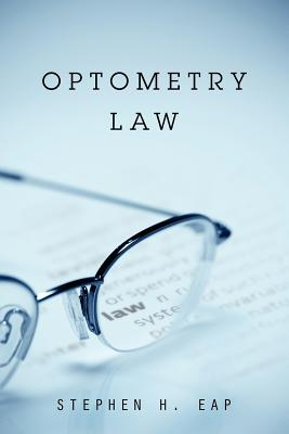 Optometry Law Cover Image