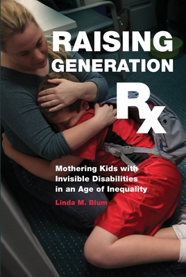 Cover for Raising Generation RX